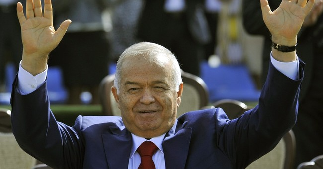 Uzbek president's daughter says he suffered brain hemorrhage