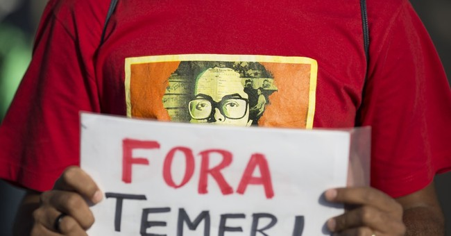 The Latest: Questioning of Rousseff ends after 14 hours