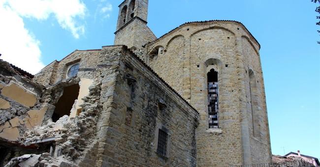 Lost heritage: Quake deals blow to Italy's art treasures