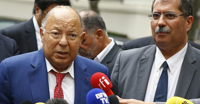 French minister: enemy seeks to divide Muslims, non-Muslims