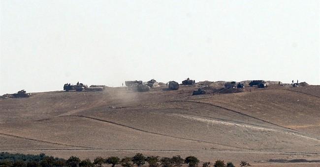 US urges halt to Turkish, Kurdish clashes in northern Syria