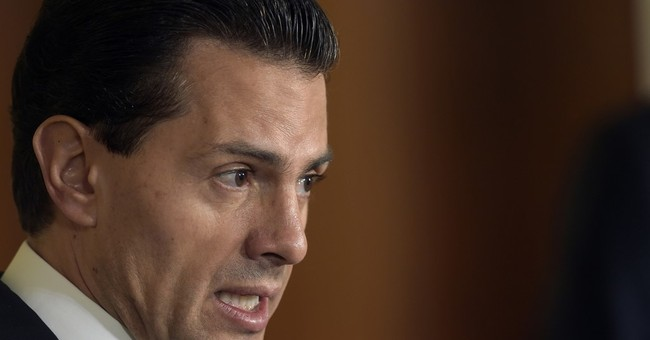 University: Mexican president copied texts in thesis