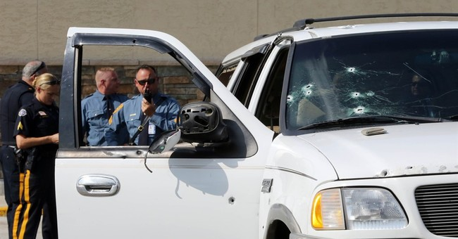 5 face weapons charges in deadly New Jersey highway shootout