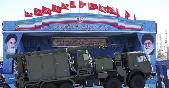 Iran deploys S-300 air defense around nuclear site