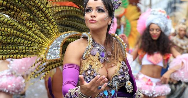 Hundreds arrested during London's Notting Hill Carnival