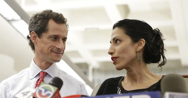 Amid a marriage split, Showtime announces 'Weiner' debut