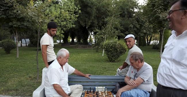 What next? Opaque Uzbekistan faces transition anxieties