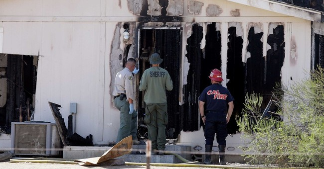 5 bodies found in burned California care home for disabled