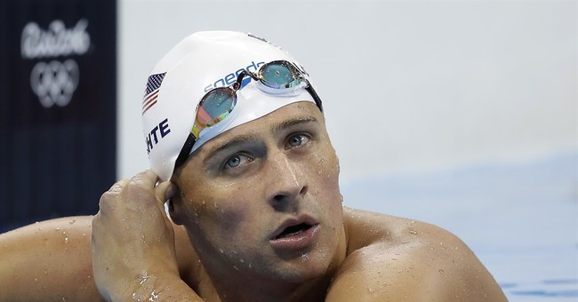 Lochte mum on Rio return, plugs 'Dancing with the Stars' gig