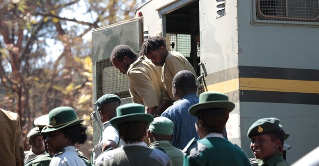 68 protesters appear in Zimbabwe court over police clashes