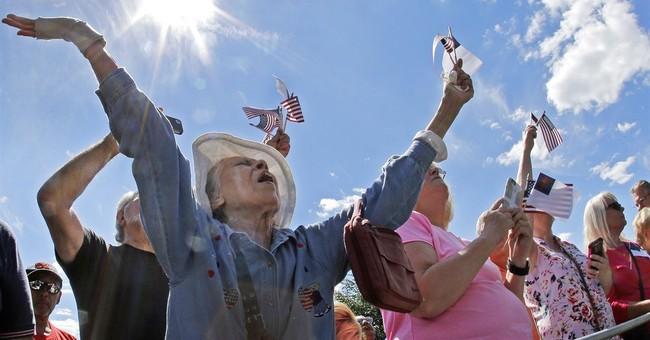 Prayer or politics? Evangelist rallies Christians in Boston