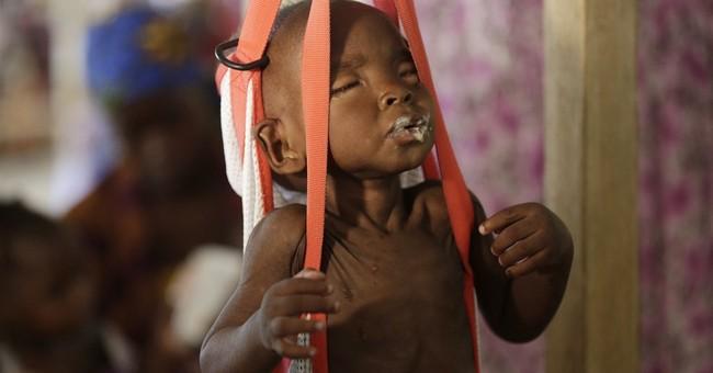 As refugee children die, Nigeria probes theft of food aid
