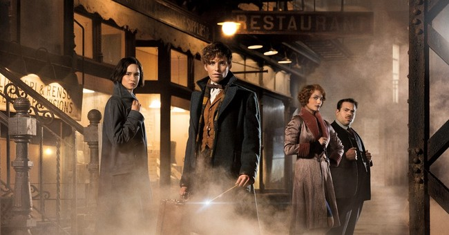 Fall Preview: J.K. Rowling's Potter world roars back to life