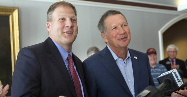 Kasich back in New Hampshire with nostalgia, eye on future