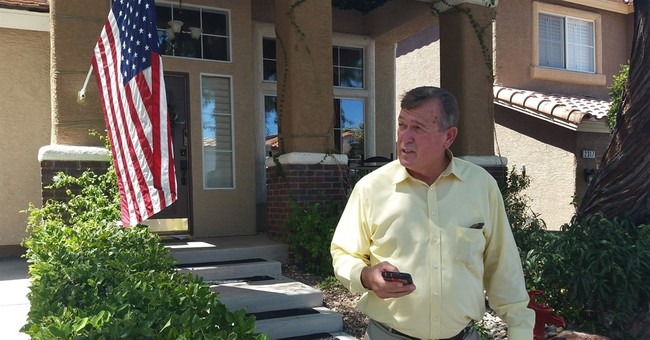 Nevada congressman back to work shortly after heart attack