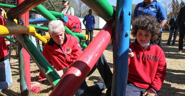 Separation anxiety: Bill Clinton eyes exit from his charity