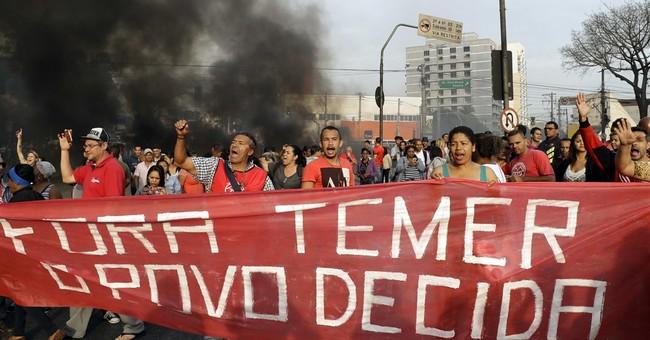 3 men in line for Brazilian presidency accused of corruption