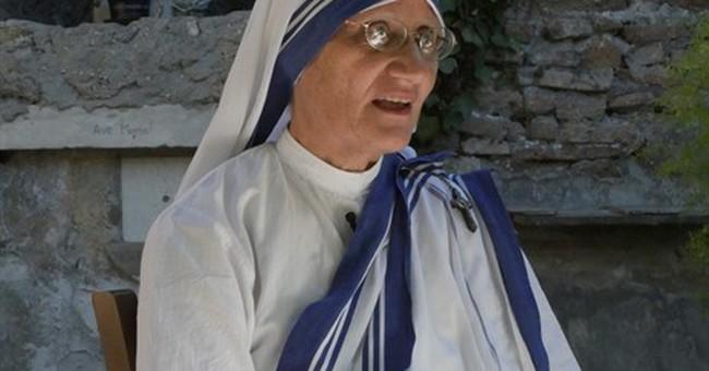 Mother Teresa: A saint despite spiritual 'darkness'