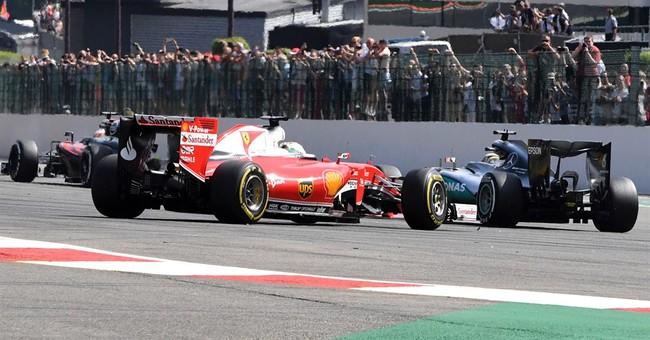 Verstappen will be on hostile Ferrari territory in Monza
