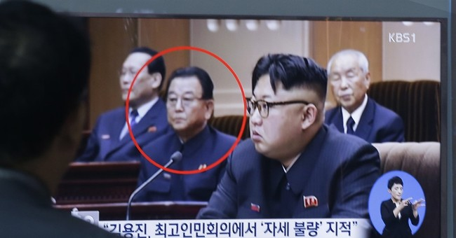South Korea says top North Korean official executed
