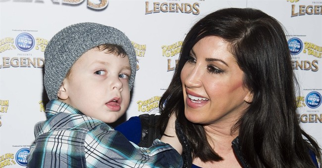 'Real Housewives' star Jacqueline Laurita is a grandmom
