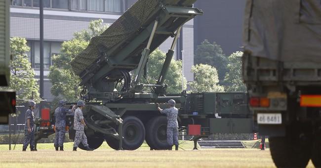 Japanese Defense Ministry seeks record $51 billion budget
