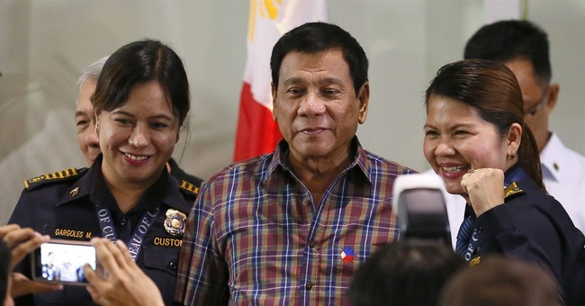 Duterte ready to defend Philippine drug killings with Obama