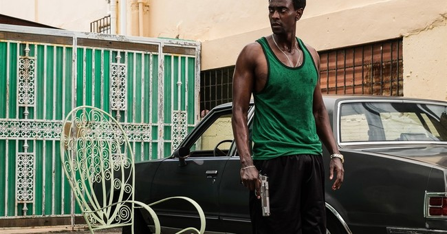 Edi Gathegi as a mobster with a digital mission on 'StartUp'