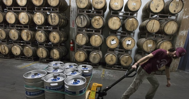 Law takes effect scrapping cap on alcohol content for beer