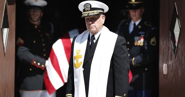 Memorial held for Gen. John Vessey, ex-Joint Chiefs chairman