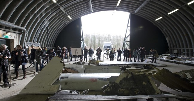 Relatives of MH17 victims seek EU help in getting radar data