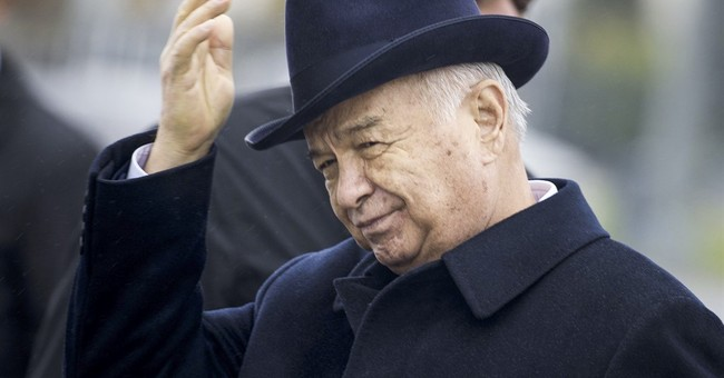 Uzbek PM leads national celebration; president still ill