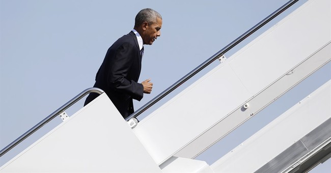 At Lake Tahoe, Obama links conservation to climate change