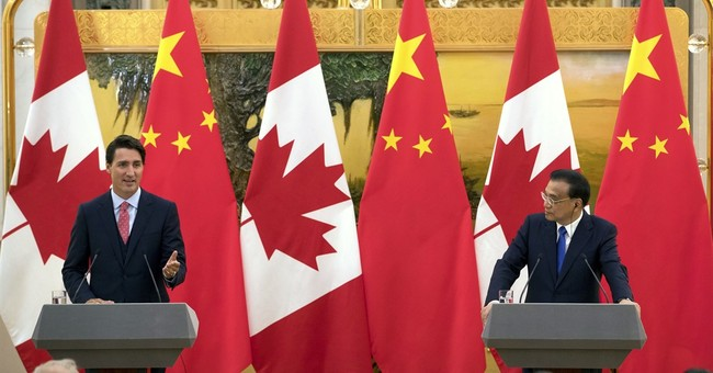 Trudeau hails new era of China-Canada ties on Beijing visit