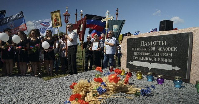 Relatives of MH17 victims seek EU help in getting radar data