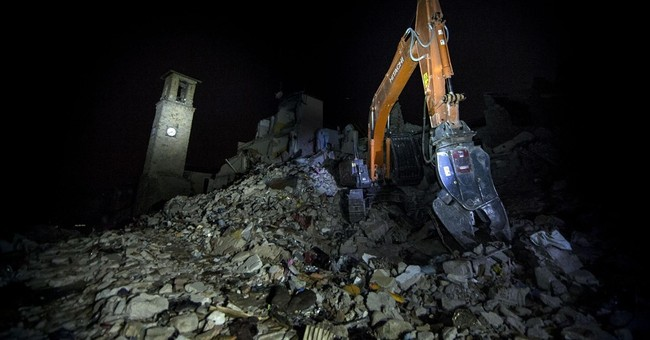 Italy prepares for reconstruction, starts post-quake probe