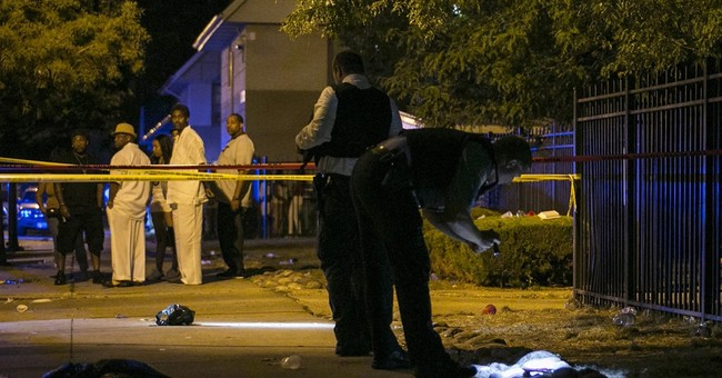 Chicago homicides hit 20-year high as gun violence spikes