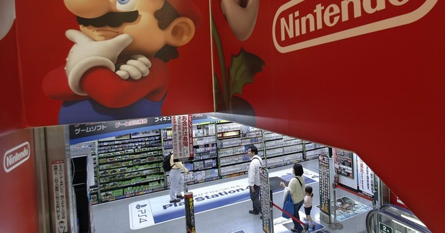 Super Mario marketing op in Rio cost Nintendo how much? Zero