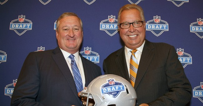 NFL expected to bankroll much of 2017 draft in Philadelphia
