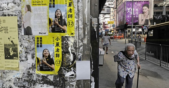 AP EXPLAINS: What's at stake in Hong Kong post-protest vote