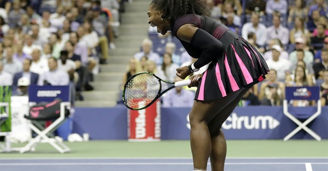 In front of Beyonce, Serena Williams not happy with Open win