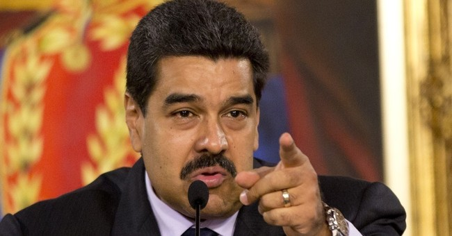 Protesters reportedly insult Venezuela leader during visit