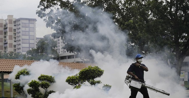 Indonesia screens for Zika as Singapore infections mount