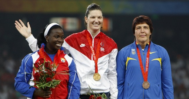 Cuban stripped of silver medal in 2008 discus for doping