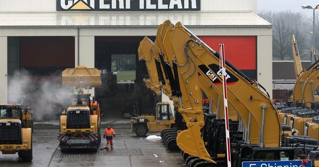 Caterpillar considers closing Belgian site, laying off 2,000