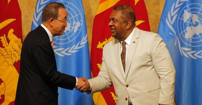 UN chief says Sri Lanka killings prompted self-scrutiny