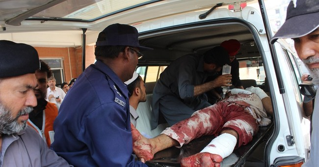 Pakistan hit by attack on Christian colony and court bombing
