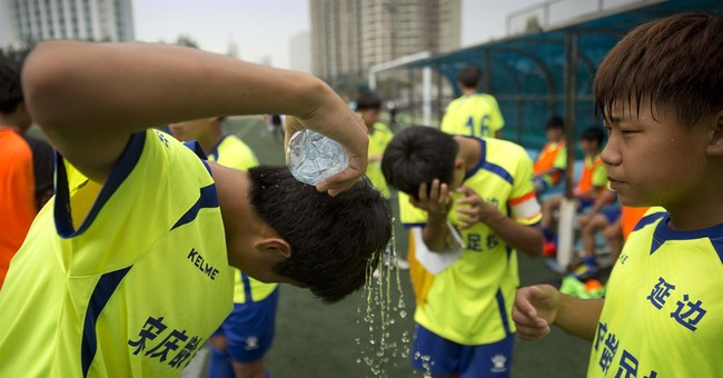 China's football revolution kicks into overdrive