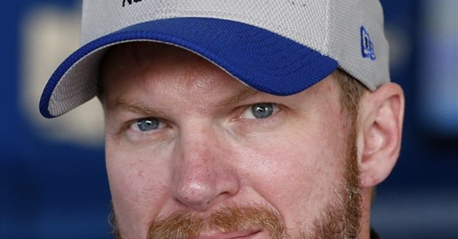 Earnhardt to miss rest of NASCAR season with concussion