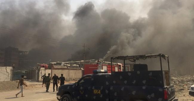 Attacks across Iraqi capital kill 15 people, wound over 50